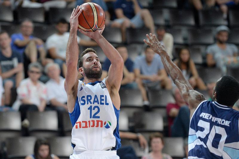 מאכזב: ישראל הפסידה לבוסניה 84-86
