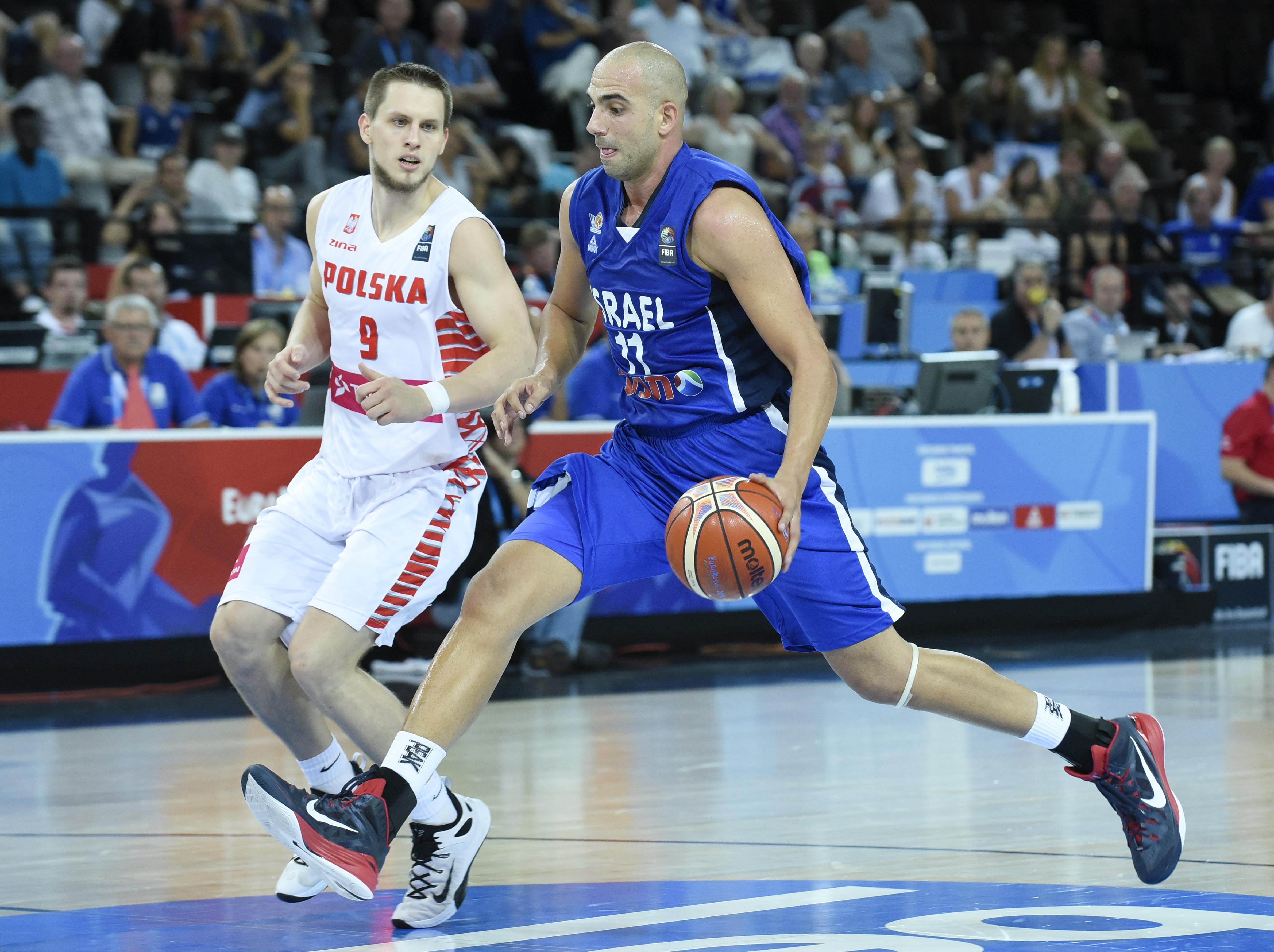 ישראל הפסידה לצרפת וסיימה שניה. היריבה: איטליה