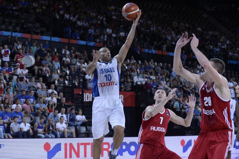 רביב לימונד שוחרר מסגל נבחרת ישראל ליורובאסקט