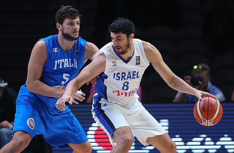 תם המסע: ישראל הפסידה לאיטליה והודחה