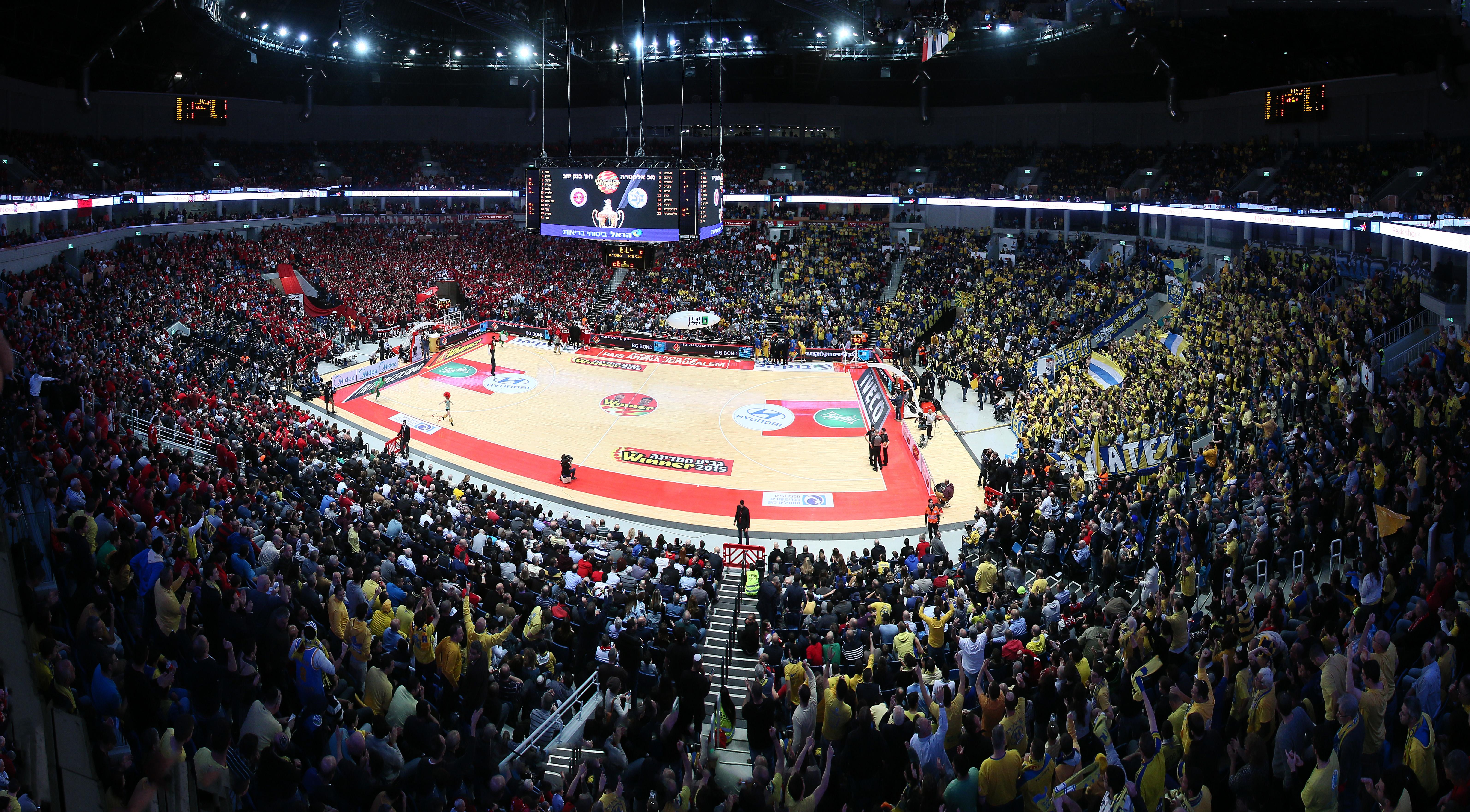 5 ממשחקי הסיבוב הראשון של גביע המדינה ישודרו בשידור ישיר בערוץ הספורט