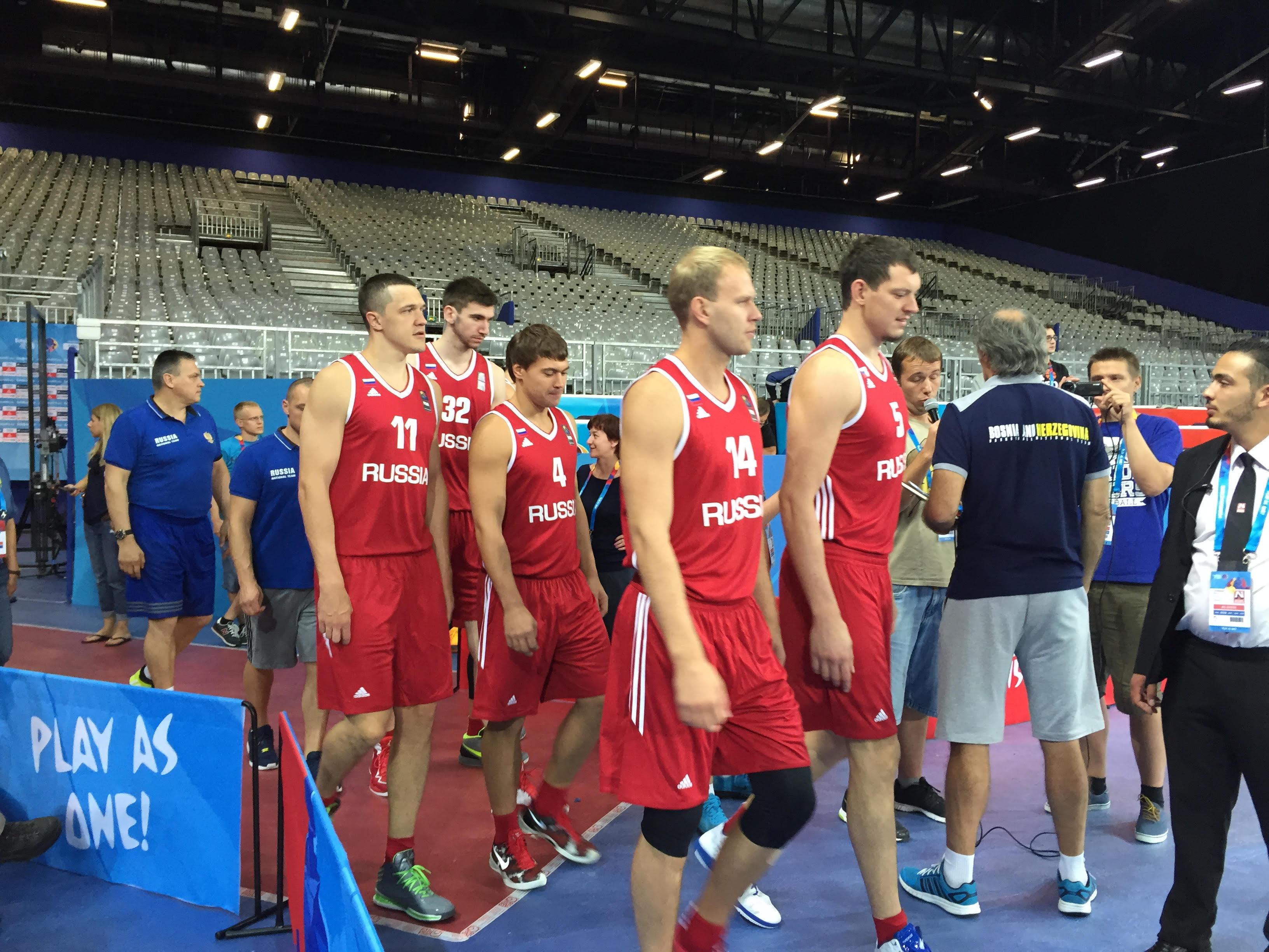 הערב: ישראל מול רוסיה בפתיחת אליפות אירופה