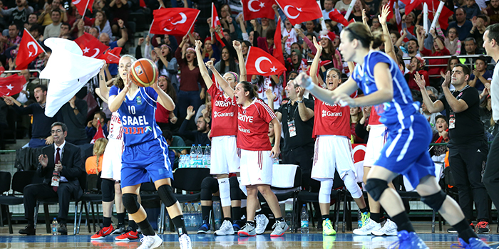 פתיחת הקמפיין של נבחרת הנשים: נתנו פייט ונכנעו לטורקיות
