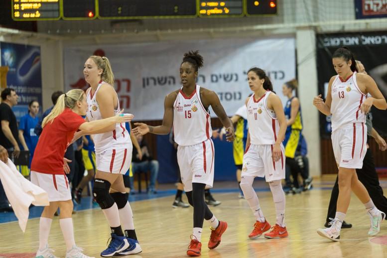 רואה 6:6: רמת חן מושלמת עם ניצחון שישי העונה בליגת הנשים