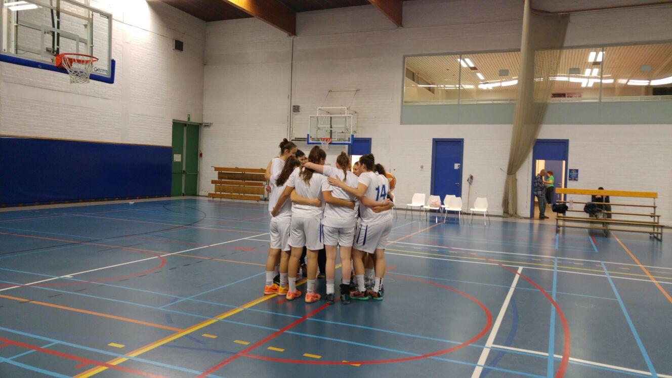 4 ניצחונות לבנים ולבנות  U19 בבלגיה