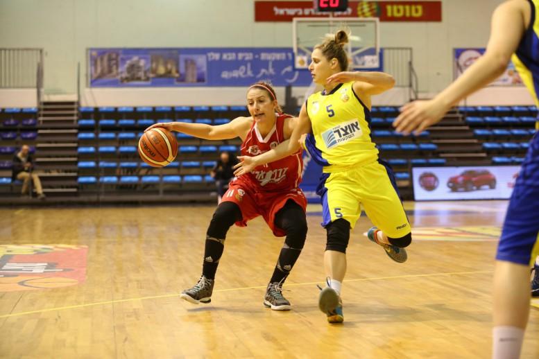שבע בום: רמת חן מושלמת בסיום הסיבוב בליגת העל לנשים