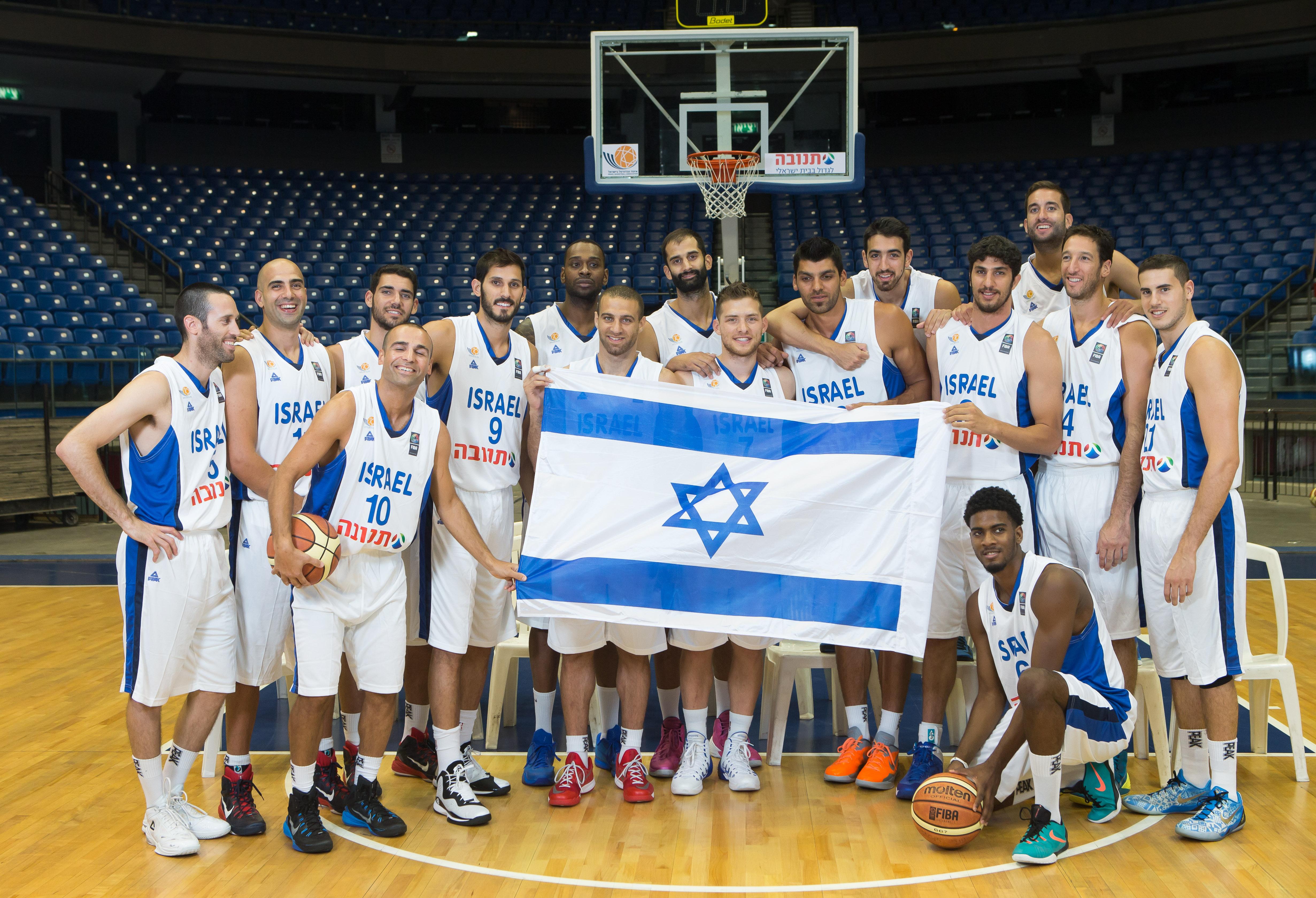 היסטוריה: ישראל תארח בית באליפות אירופה 2017