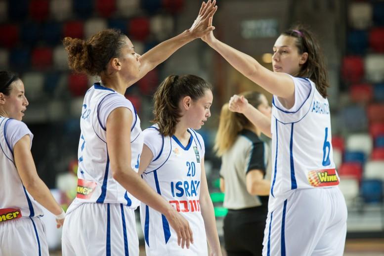 ניצחון ראשון לנבחרת במוקדמות אליפות אירופה: 72-76 על בוסניה