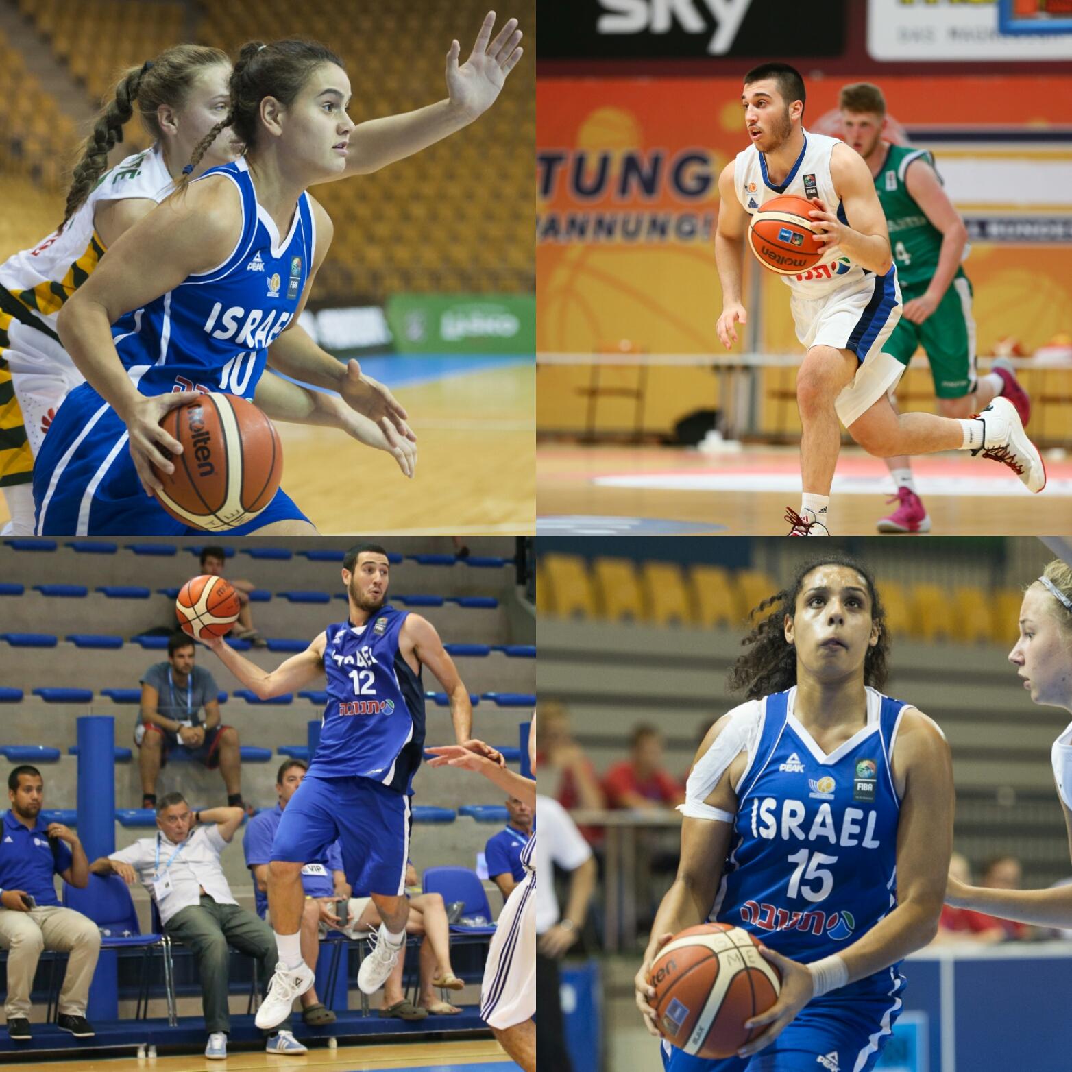 קיץ עמוס לנבחרות הצעירות של ישראל. נבחרת הנוער תפגוש את ספרד החזקה, הנערות את צרפת סגנית אלופת אירופה