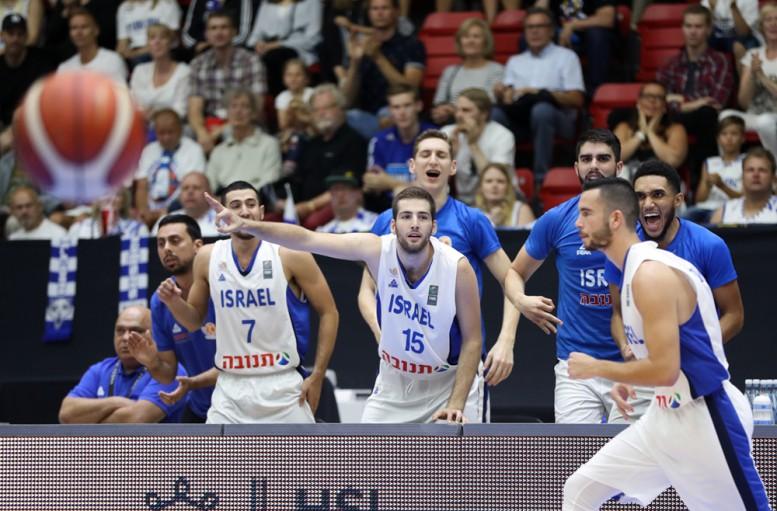ניצחון גדול לנבחרת העתודה בפתיחת אליפות אירופה; גברה על המארחת פינלנד 72-81