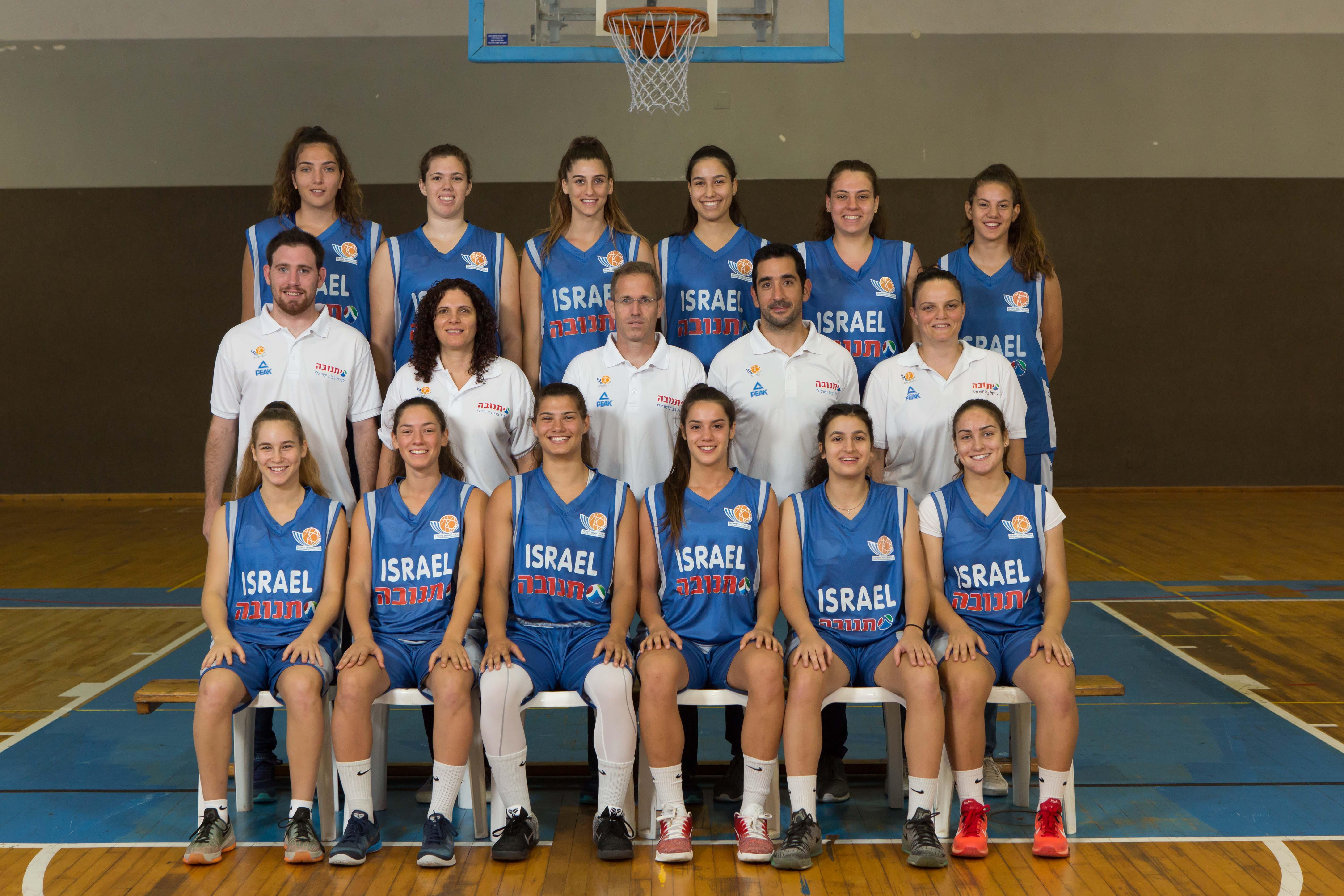 נבחרת הנערות יוצאת לאליפות אירופה דרג א' בהונגריה