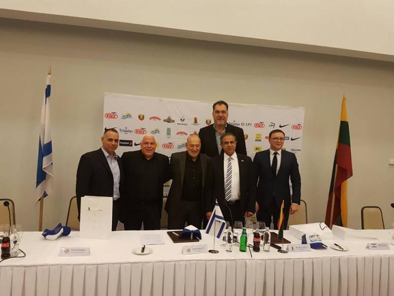 ליטא תהיה המדינה השותפה של ישראל ביורובאסקט 2017