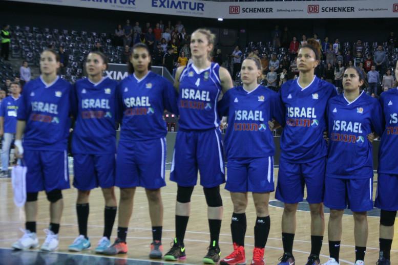 מוקדמות אליפות אירופה לנשים: הנבחרת בבית אחד עם יוון, פורטוגל ואנגליה