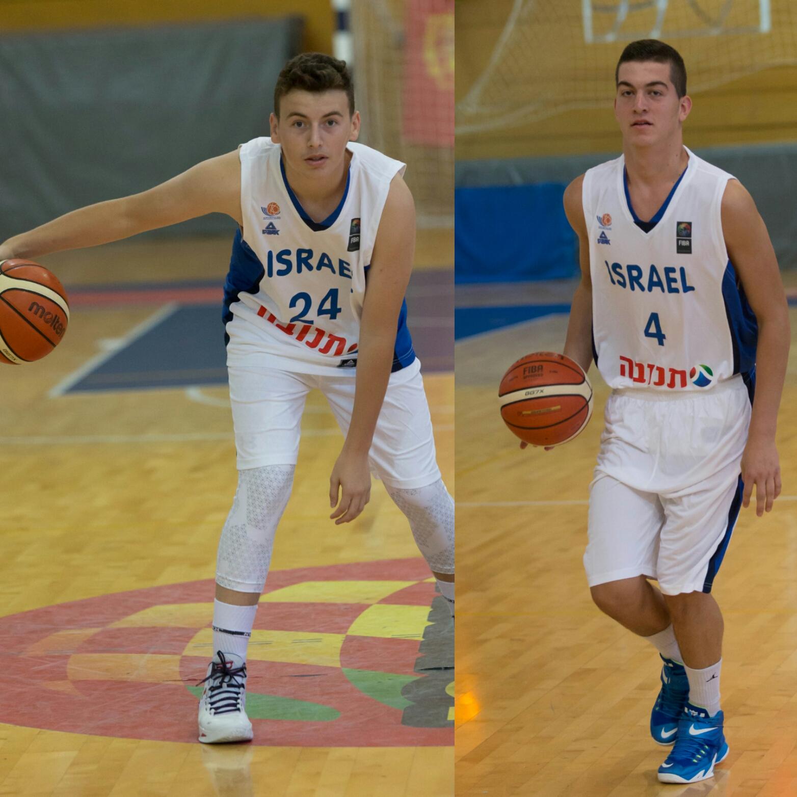 נבחרת הנוער יוצאת לטורניר הכנה באיטליה לקראת אליפות אירופה בטורקיה