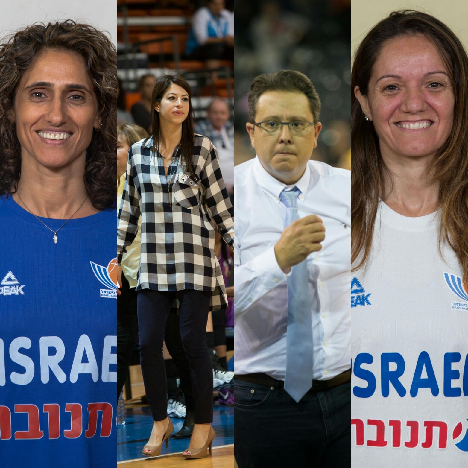 עדן ענבר ימשיך לאמן את נבחרת הנשים, שלוש נשים יאמנו בנבחרות הצעירות
