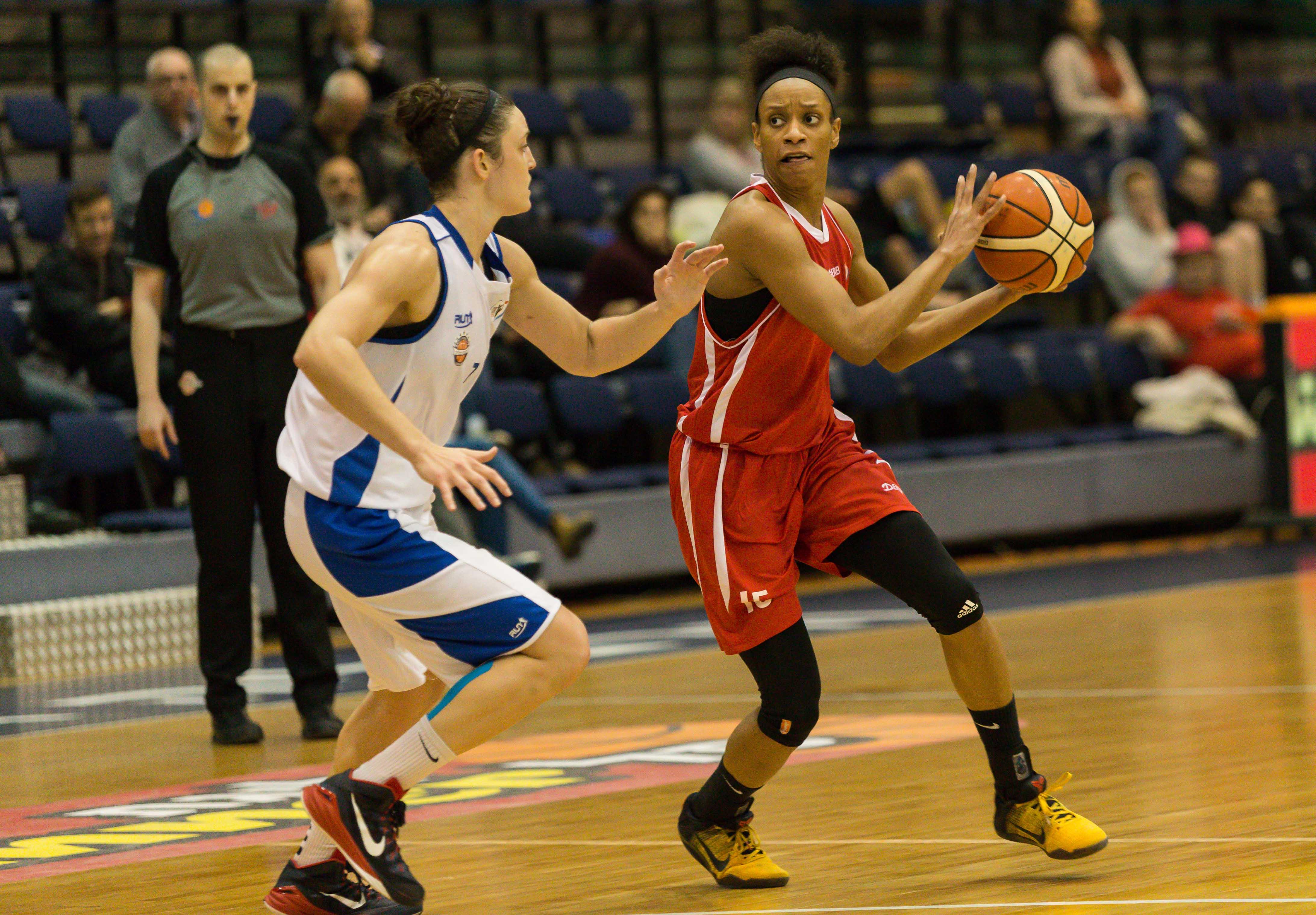 לאן השבוע: ירושלים בקרב על חצי הגמר ביורוקאפ, שני מחזורים חשובים בליגת העל לנשים