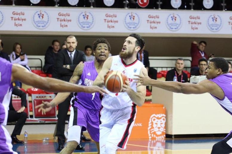 נהריה הפסידה בטורקיה 80-65, אבל העפילה לרבע גמר היורופקאפ