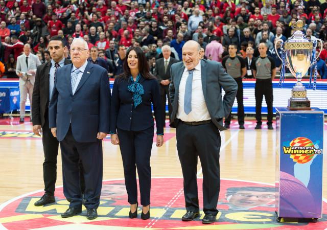 איגוד הכדורסל מודה לשרה מירי רגב ומאחל הצלחה לעירוני נהריה