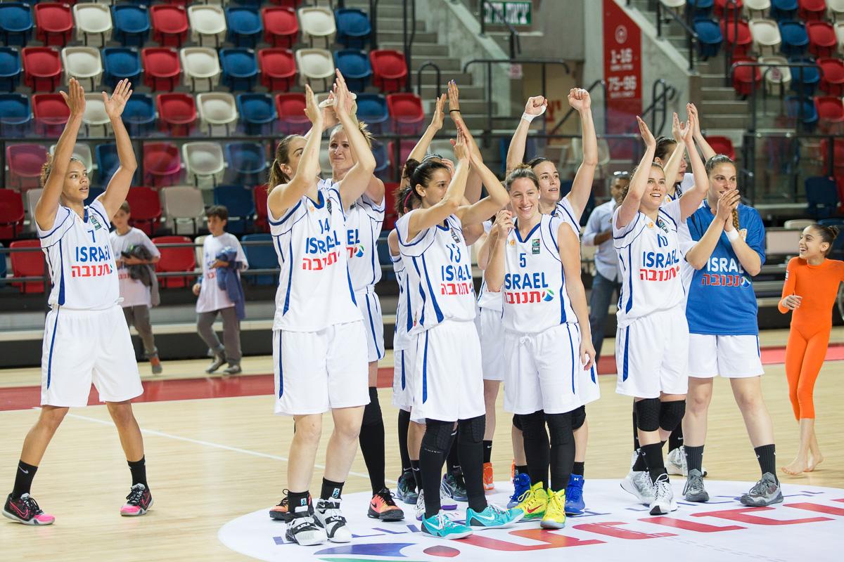 ישראל היא אחת מארבע המועמדות הסופיות לאירוח אליפות אירופה לנשים 2019