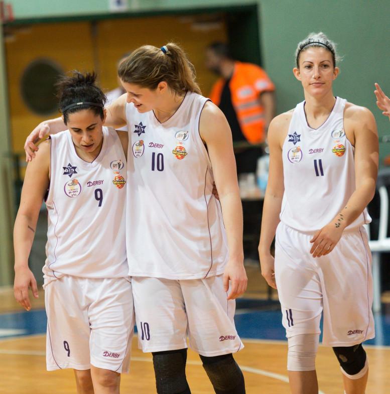 מכבי רמת חן היא העולה השנייה לגמר גביע המדינה ווינר סל לנשים