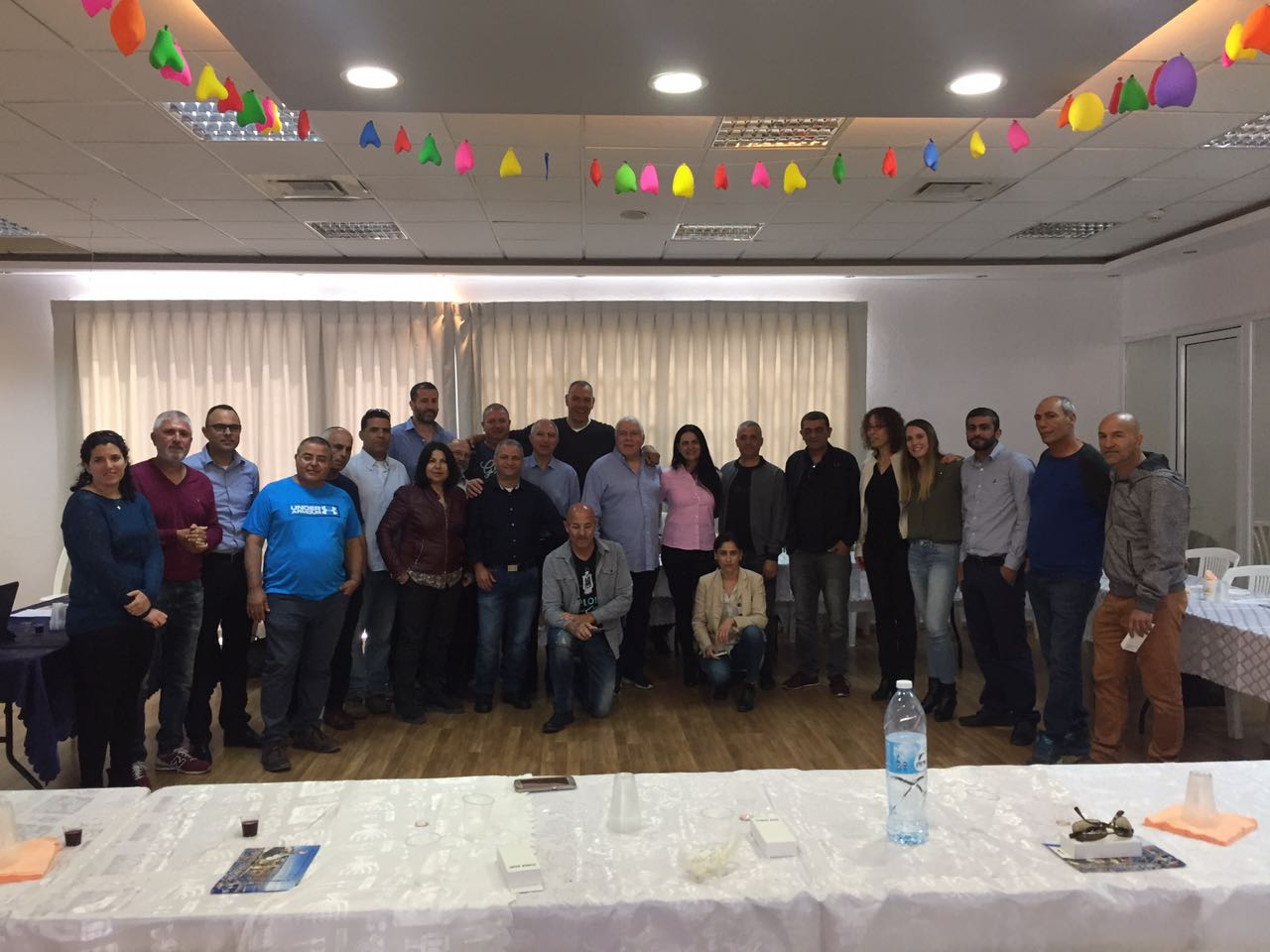שמעון אמסלם יוביל את הפרויקט לקידום הכדורסל בנגב ולפיתוח הנגב באמצעות הכדורסל