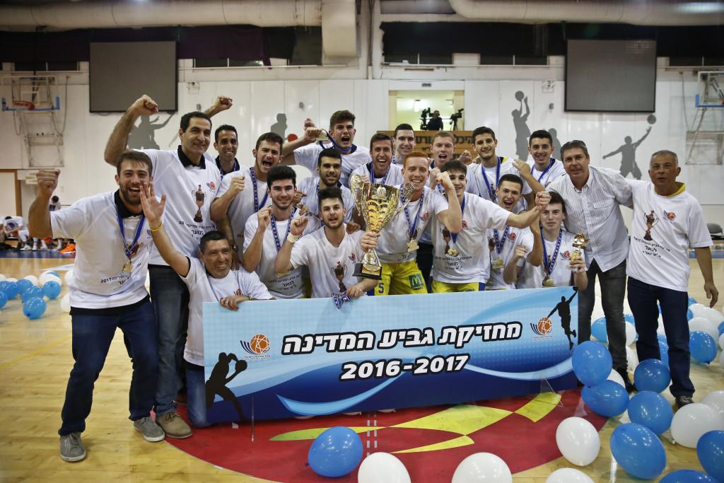 """גביע המדינה לנוער ע""""ש יגאל דר: סיבוב ראשון"""
