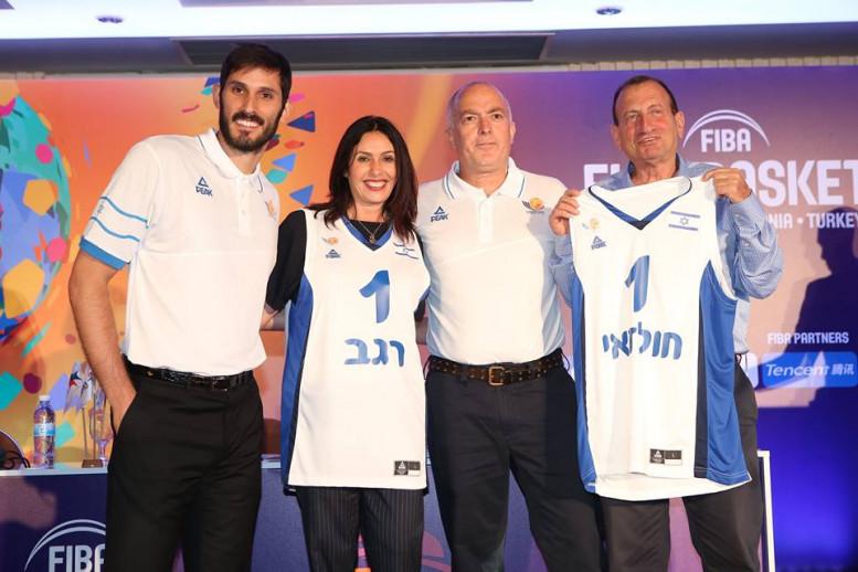 ההשקה הרשמית של יורובאסקט 2017 שייצא לדרך בישראל ב-31 באוגוסט