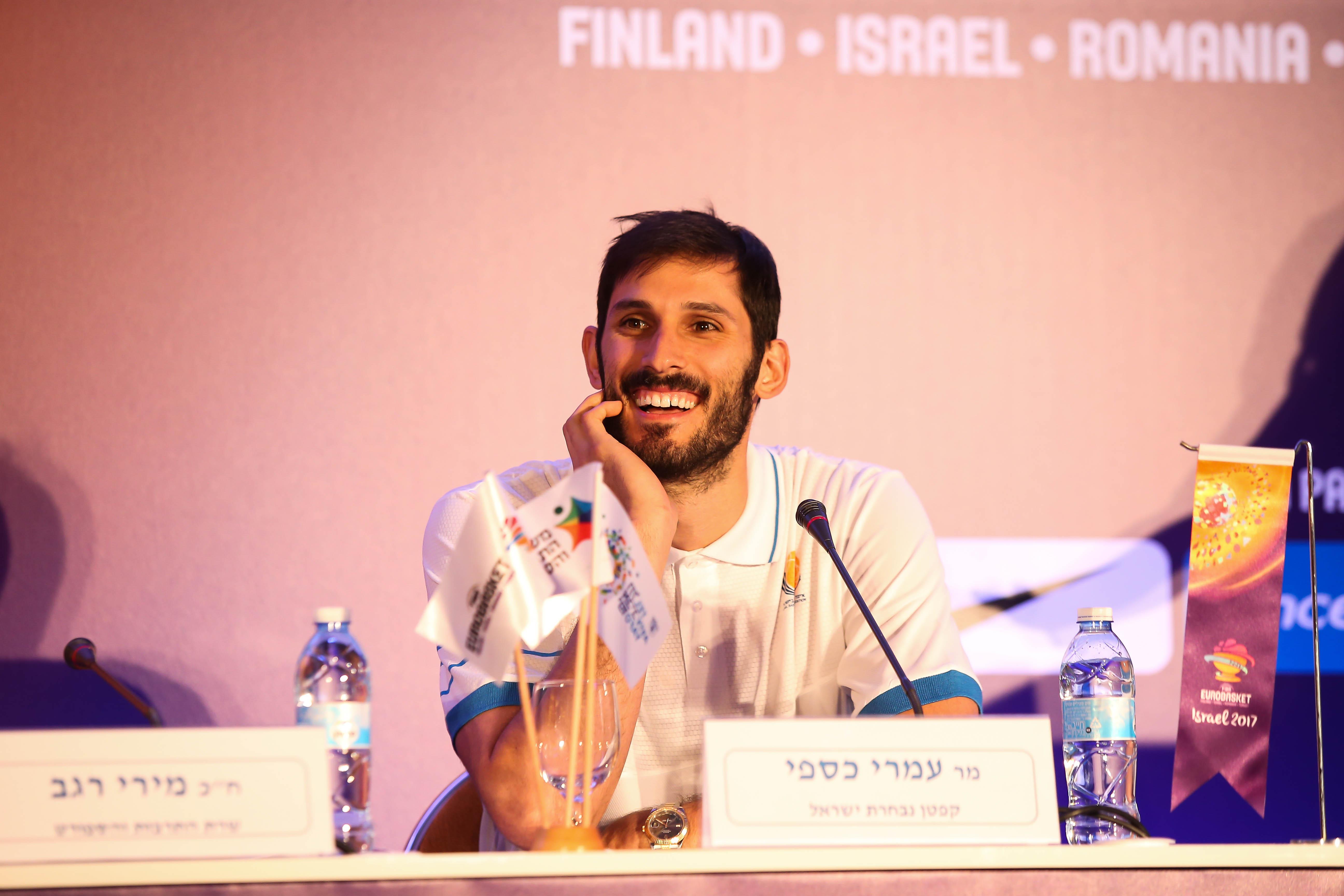 """החלה מכירת המנויים למשחקי נבחרת ישראל באליפות אירופה בת""""א"""
