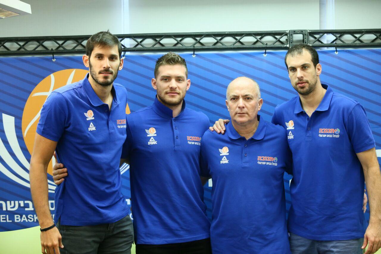 פורסם סגל נבחרת ישראל לאליפות אירופה. פניני והלפרין חוזרים, משעור ובלייזר בפנים