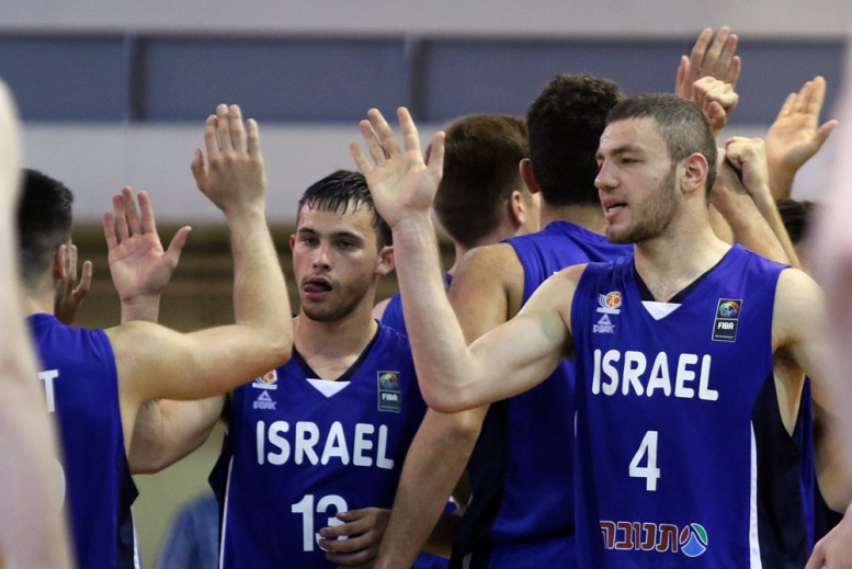 עתודה גברים: ניצחון שני באליפות אירופה, הפעם על ליטא 88-94