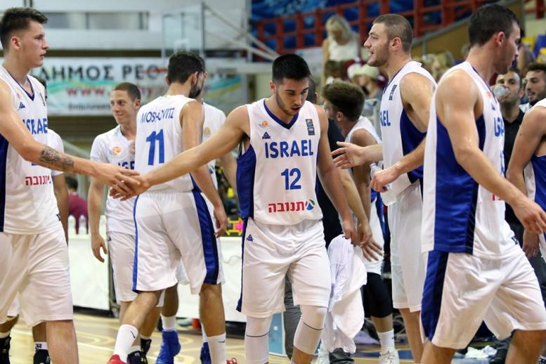 עתודה גברים: ניצחון לנבחרת במשחק הפתיחה מול לטביה 54-90