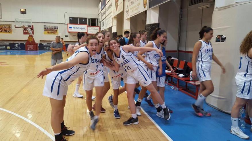 נבחרת הקדטיות: ניצחון במשחק הכנה נגד מקדוניה