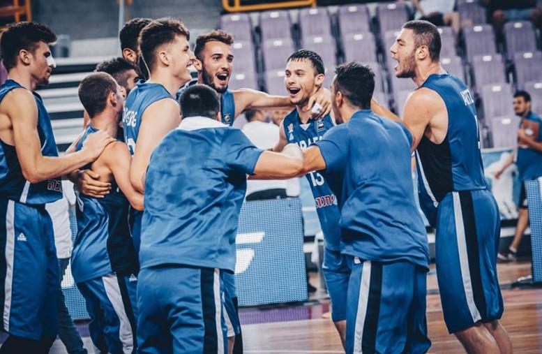 גמר אליפות אירופה: ב-21:15 נבחרת העתודה של ישראל פוגשת את יוון
