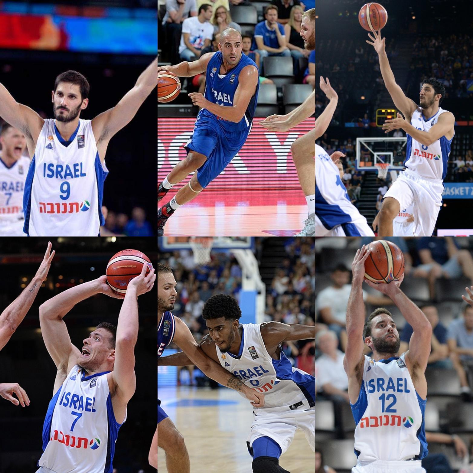16 שחקנים בסגל נבחרת ישראל לאליפות אירופה. זלמנסון זומן