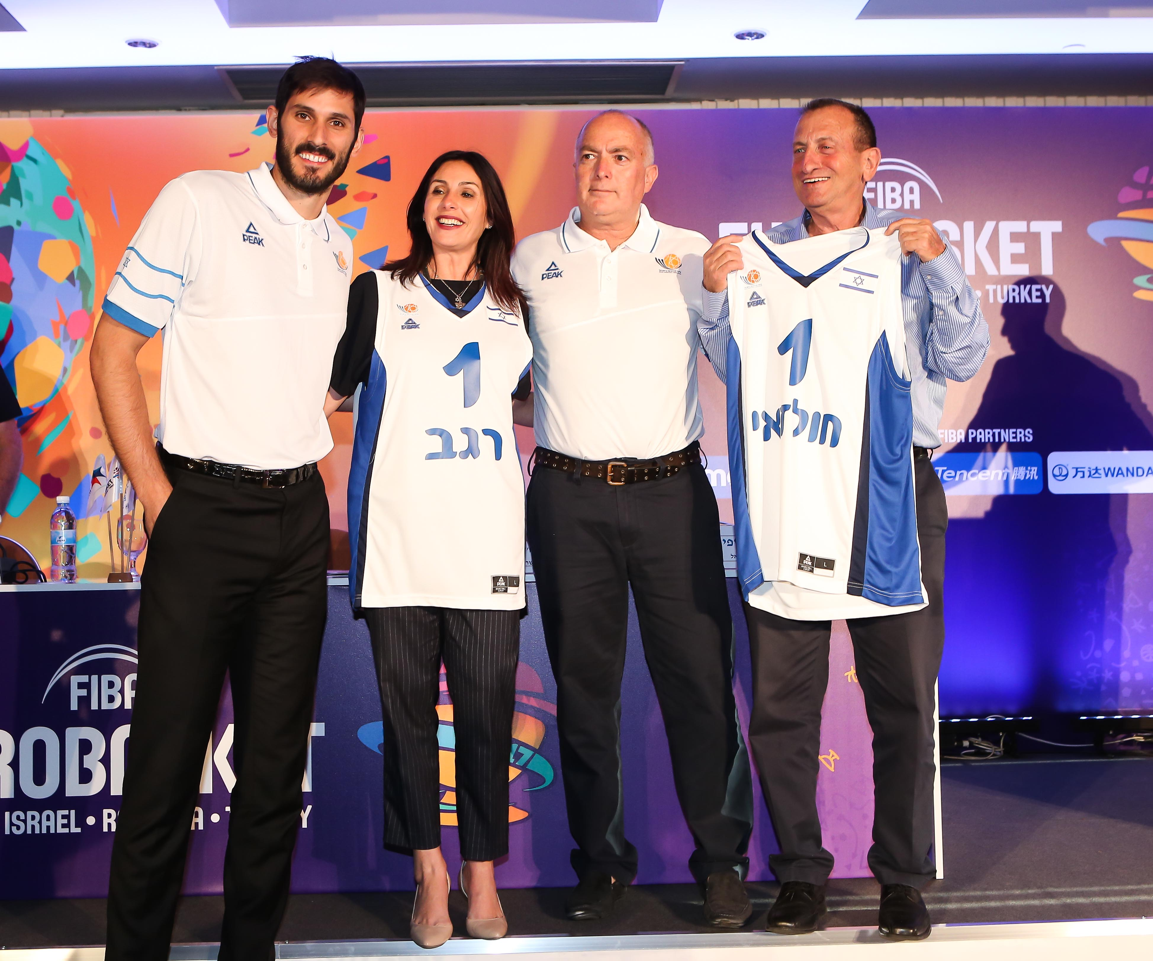 """האיגוד ימכור 7,500 כרטיסים מוזלים ליורובאסקט ב-35 ש""""ח לכרטיס, כולל 500 לכל משחק נבחרת ישראל"""