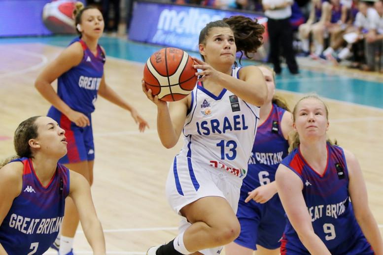 ניצחון שני לנבחרת העתודה לנשים: הביסה את בריטניה במשחק השלישי באליפות אירופה