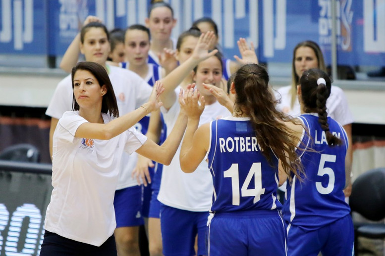 עתודה נשים: למרות הניצחון על בלארוס, הנבחרת לא העפילה לחצי הגמר