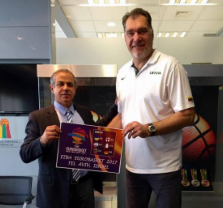 השגריר בליטא מימון: כאלף ליטאים צפויים להגיע ליורובאסקט בארץ