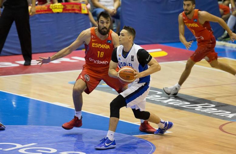 הנבחרת האולימפית: ניצחון 64-84 על נבחרת רומניה עד 25