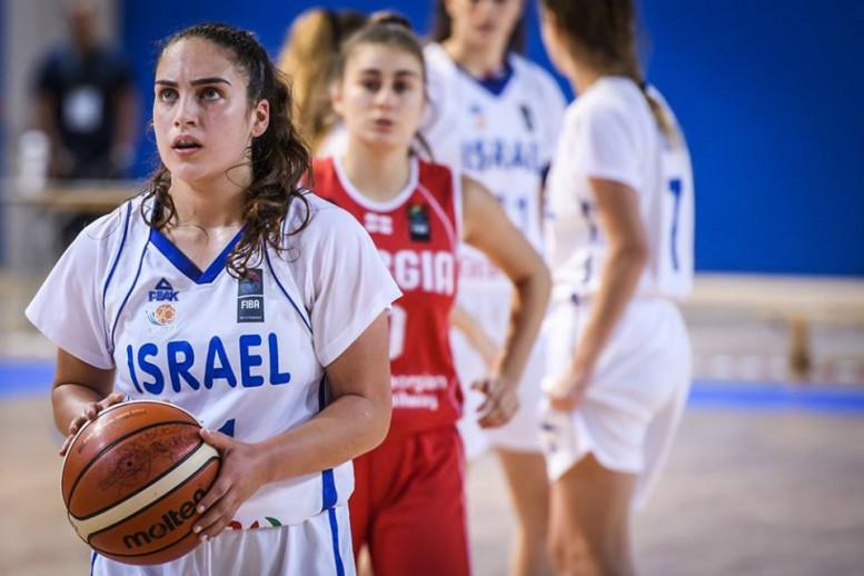 נבחרת הנערות: הפסד ראשון באליפות אירופה; נוצחה על ידי רומניה 63-54
