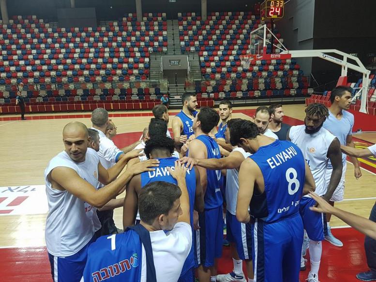 שומרים על מאזן מושלם: ניצחון חמישי לנבחרת ישראל; הביסה את בריטניה 62-90