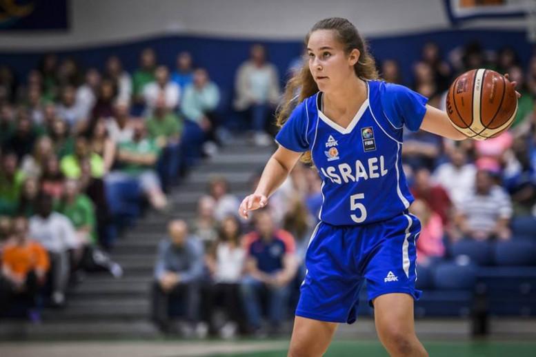 נבחרת הנערות: ניצחה את רומניה וסיימה במקום ה-7 באליפות אירופה