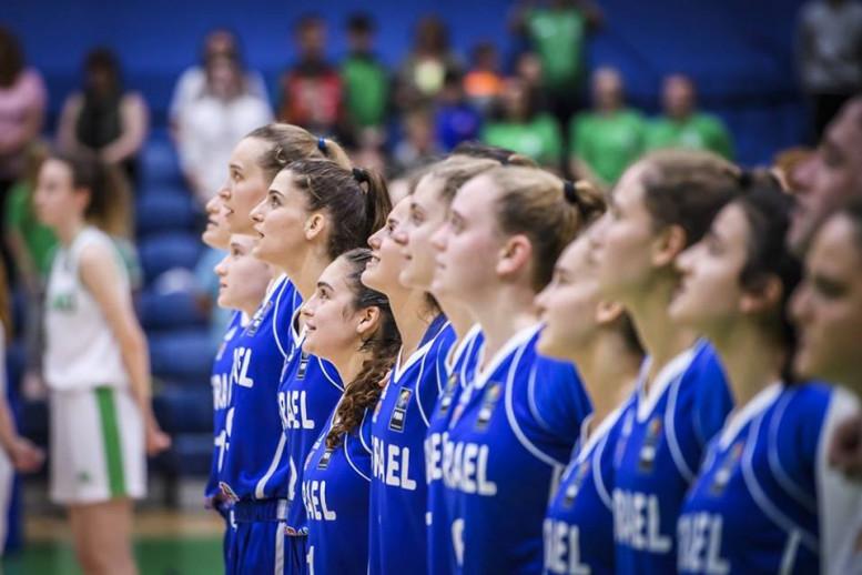 נבחרת הנערות: הפסד מול בלארוס 64-63; תתמודד על מקומות 8-7