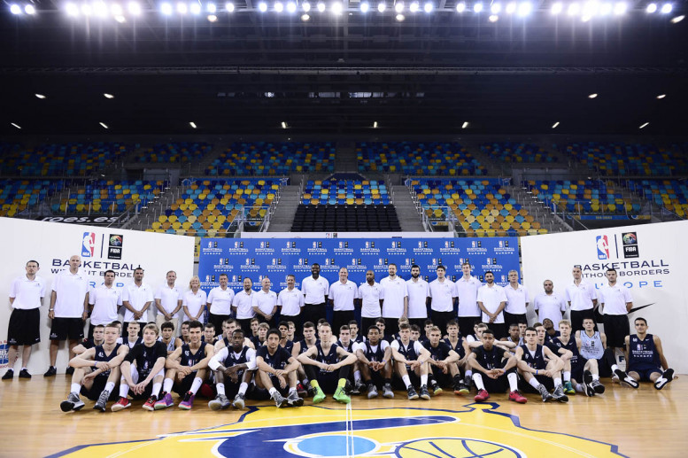 עמרי כספי ודייויד רובינסון יובילו את מחנה כדורסל ללא גבולות הראשון בישראל