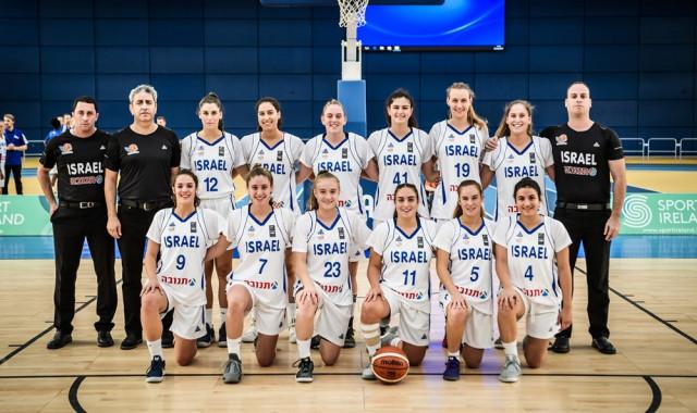 גלריית תמונות ממשחקי אליפות אירופה של נבחרת הנערות