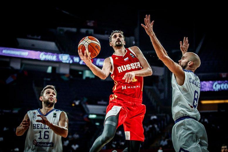 נקבעו משחקי חצי גמר היורובאסקט: ספרד תפגוש את סלובניה, רוסיה תשחק מול סרביה