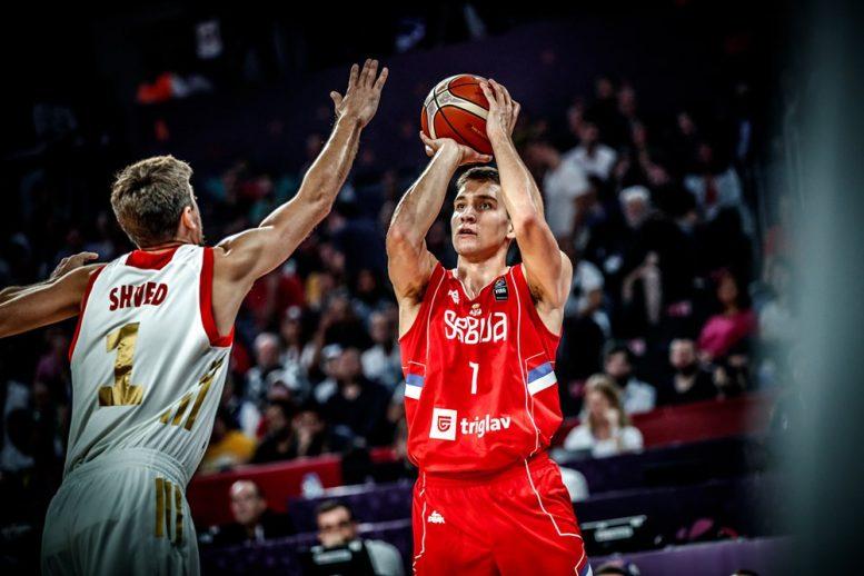סרביה וסלובניה ייפגשו בגמר היורובאסקט ביום ראשון בערב