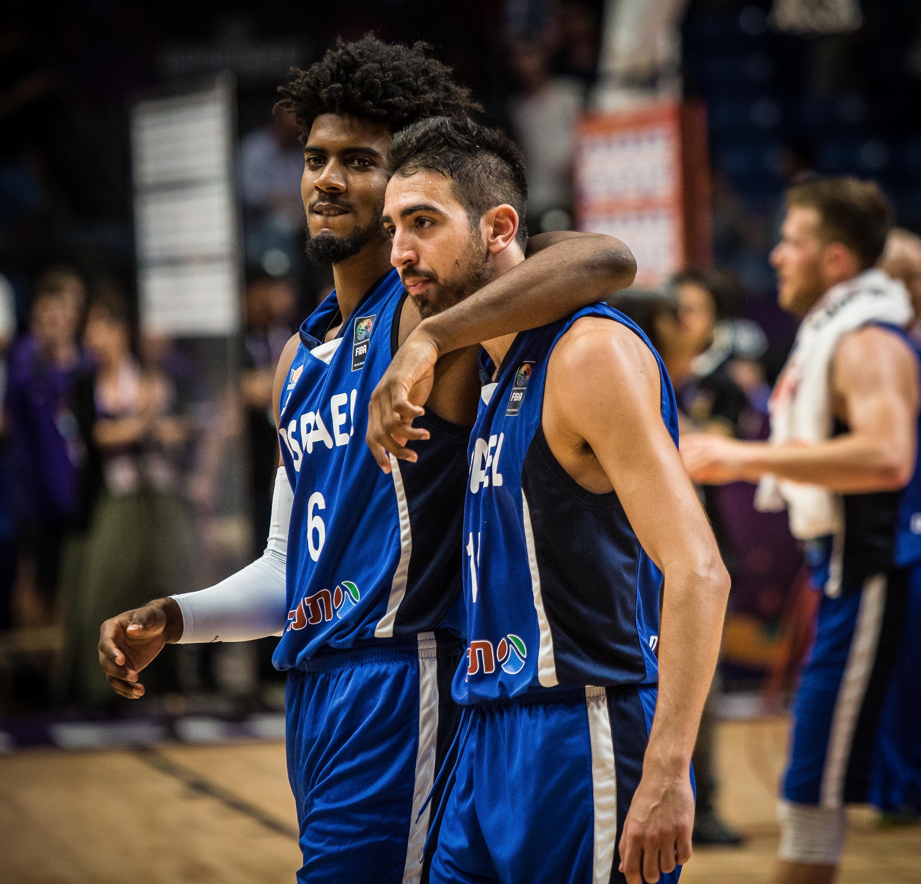 כואב: ישראל הפסידה לגאורגיה ולא תעלה לשמינית הגמר