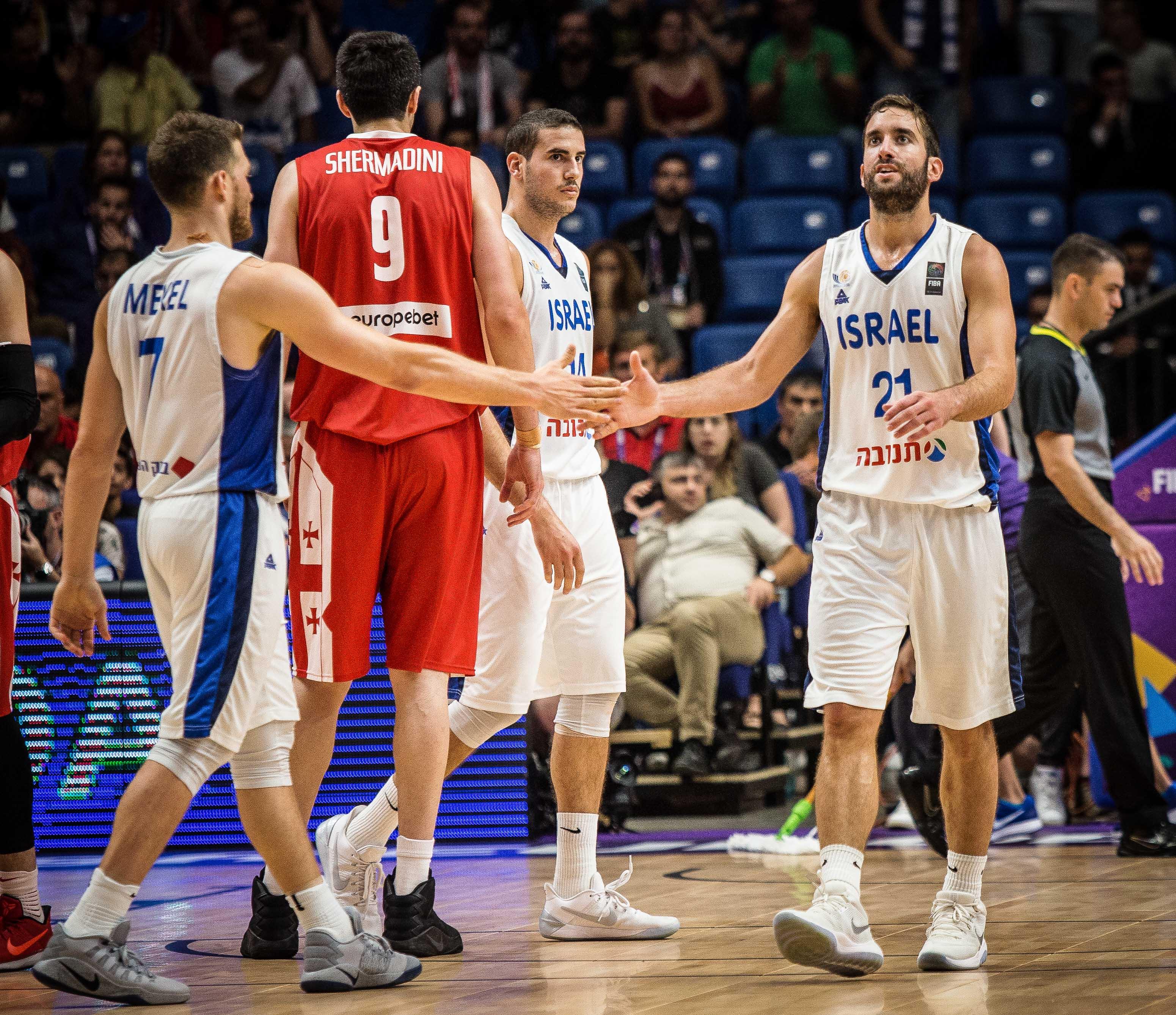 """ישראל לא עלתה לשמינית הגמר, אדלשטיין: """"אנחנו גאים"""""""