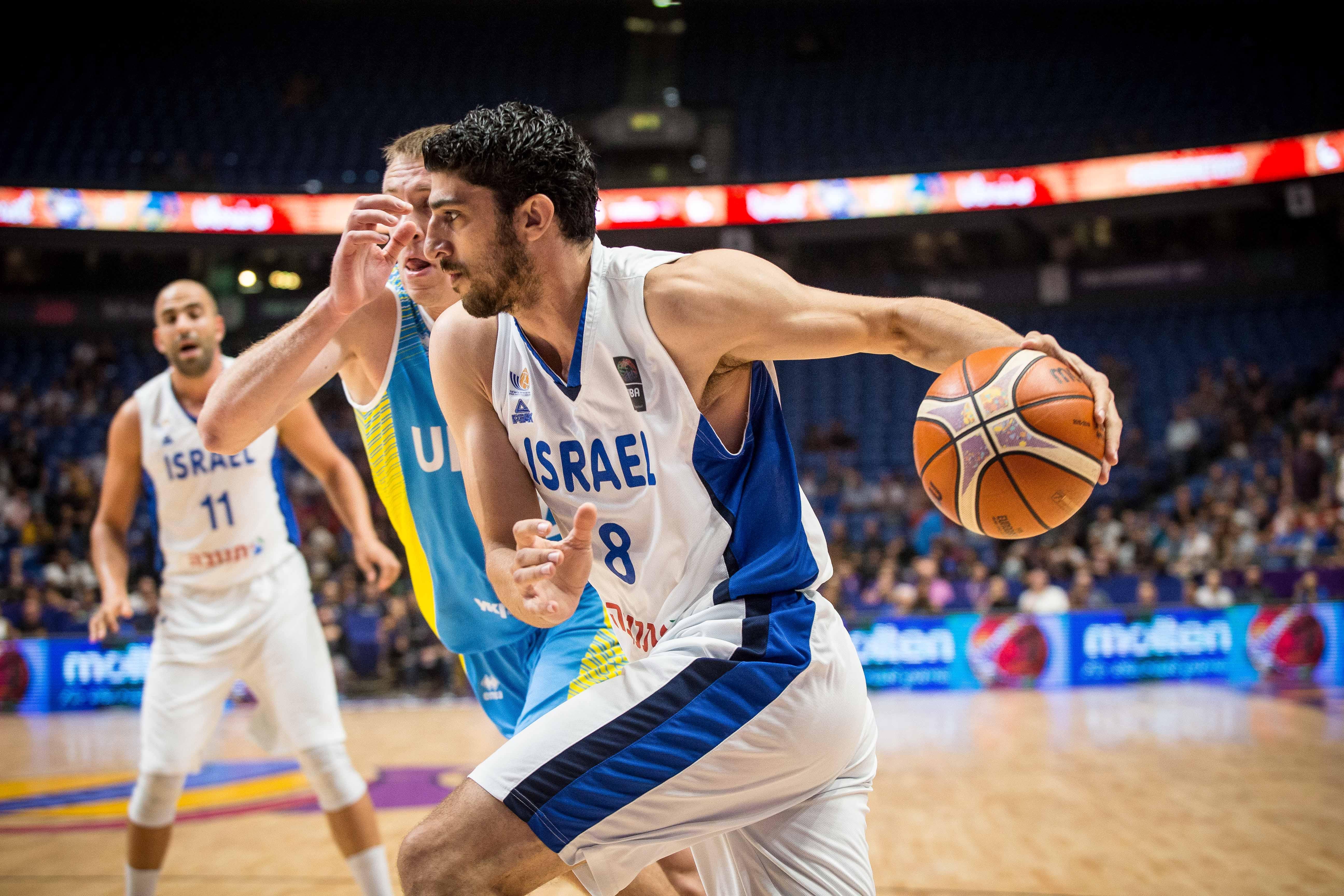 ישראל סגרה את היורובאסקט עם הפסד 88-64 לאוקראינה, שעלתה שלב
